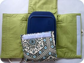 homemade by jill: Insulated Casserole Carriers