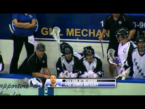 Langley Thunder Postgame Highlights vs. Maple Ridge 2012-7-25