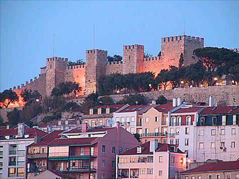 castelo são jorge, Lisbon