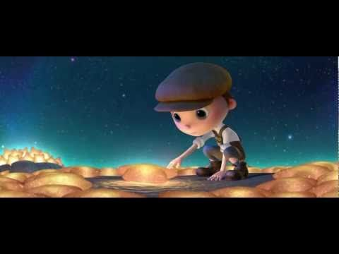 La Luna - Shooting Star  Animated Short from Academy Awards 2012