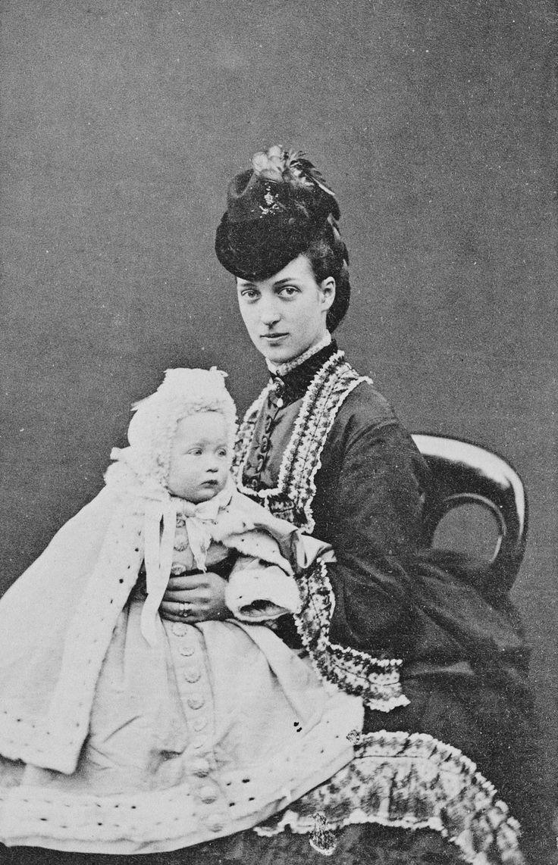 Pretty Data: Norway – Part II Queen Maud (1869-1938)