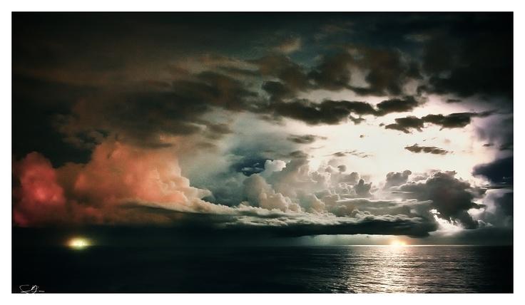 Stormy Coast VI by mdomaradzki.deviantart.com on @deviantART