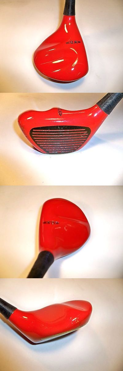 Vintage Golf Clubs and Shafts 83043: Wood Brothers Kool Kat F-1 Dr. Cork Filled Vintage Persimmon Rh Mens Golf Club BUY IT NOW ONLY: $89.0