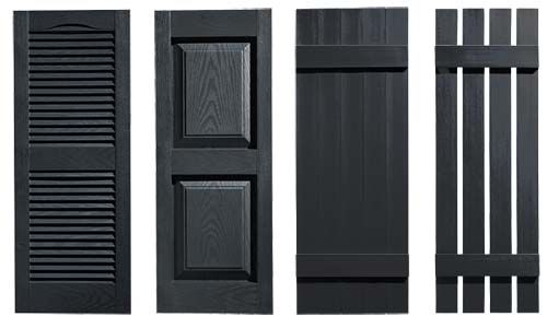 Black Shutters                                                                                                                                                      More