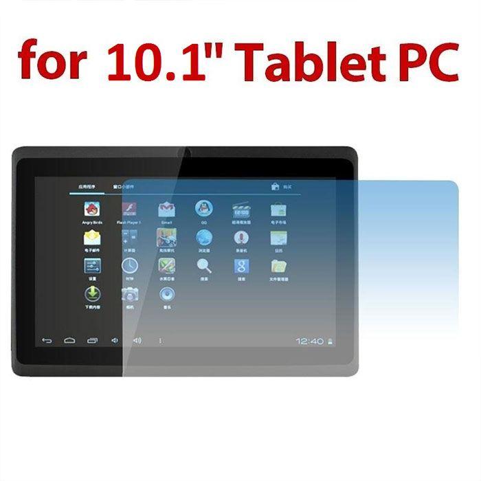 """10.1 """"Android Tablet PC HD Jelas Bersih Anti-Pelindung Layar sidik jari"""