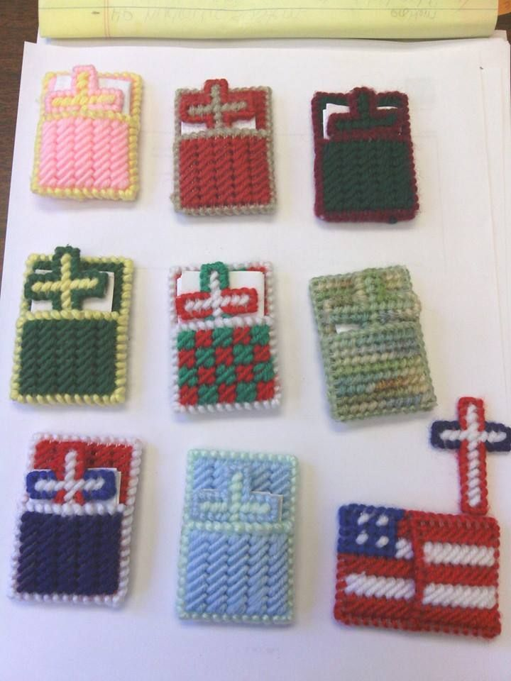 A cross in my pocket my plastic canvas creations for Cross in my pocket craft