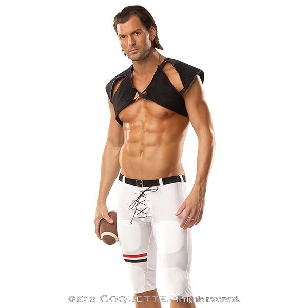 football player 69 mens costume - Halloween Costume Football