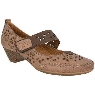 Γυναικεία παπούτσια Jana 8-24323-26 #γοβες #μπαρετα #λουρακι