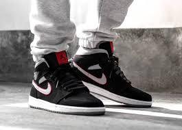 Air Jordans Jordan 1 Mid Jordans