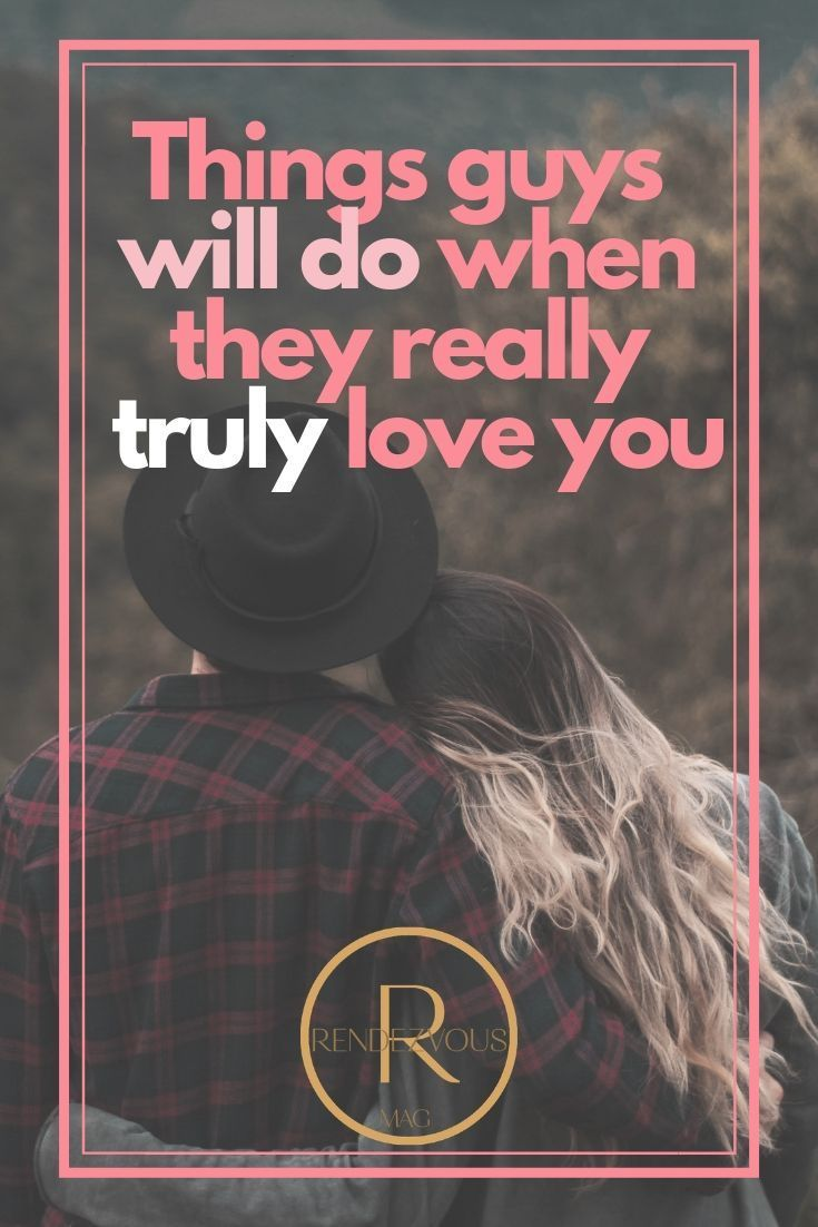13 Signs He Loves you Deeply-How to Know for Sure! | Dating