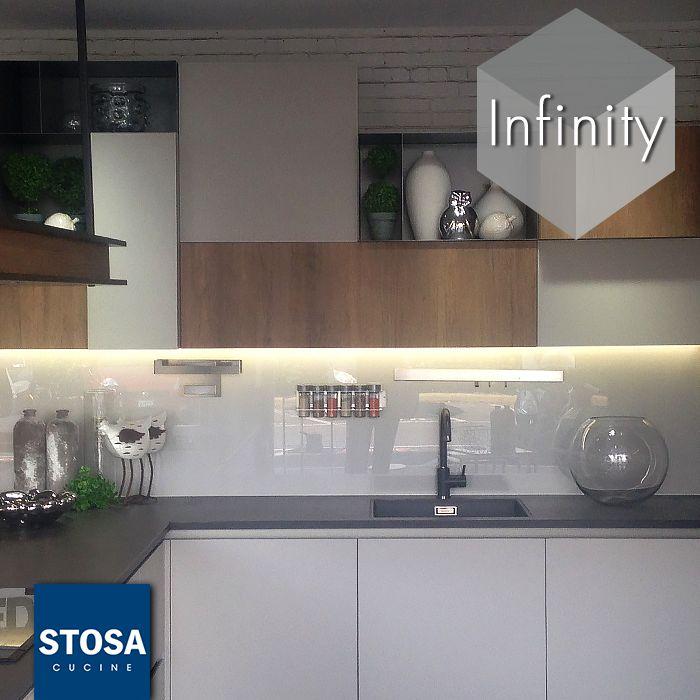 Infinity - Cucine Stosa #CucineStosa