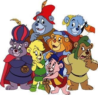 Who remembers these guys?? one of the best cartoons ever from back when