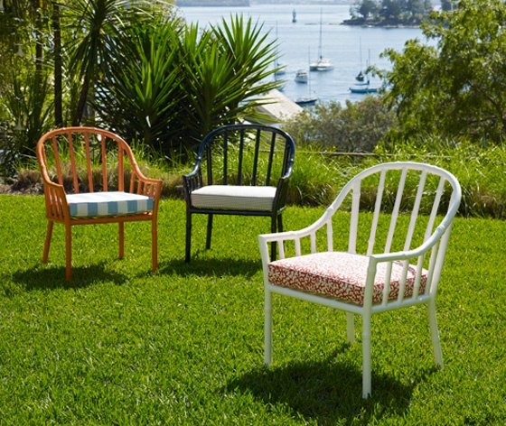 Foxy Casual Dining Chairs by Robert Plumb.