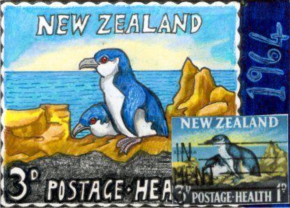 Postal Pet Penguins by lemurkat on DeviantArt