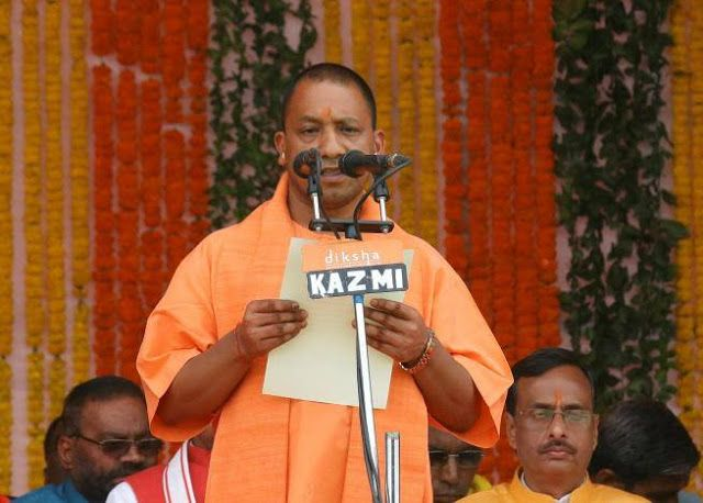 "Ini kebijakan pemimpin Hindu radikal  Yogi Adityanath Menteri daerah di negara bagian Uttar Pradesh India (Reuters)  Yogi Adityanath dari kubu sayap kanan Partai Bharatiya Janata (BJP) telah terpilih sebagai Menteri daerah di Uttar Pradesh negara bagian terpadat di India. Dikenal sebagai sosok Hindu garis keras ia membuat pernyataan politik terkait kelompok minoritas. ""Pemerintahan saya akan terbuka bagi semua orang tidak khusus untuk suatu kasta atau masyarakat tertentu. Kami akan bekerja…"