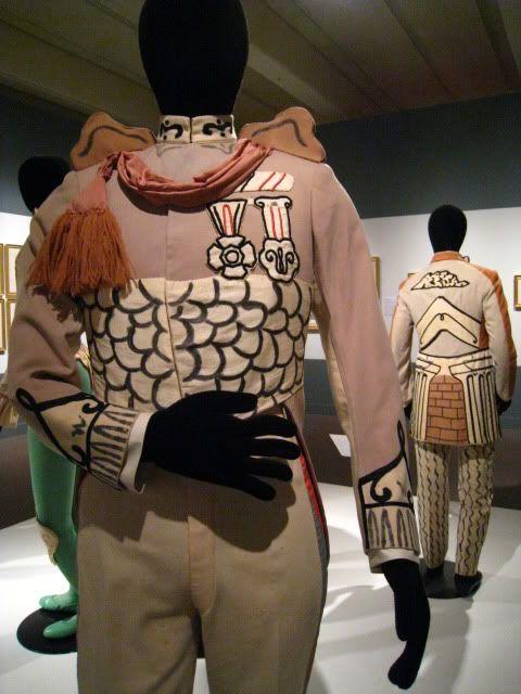 Costume Designed By Giorgio De Chirico
