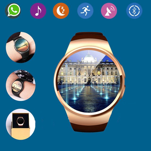 Sport Smart Uhr KW18 K18 Herzfrequenz IPS Screen bluetooth smartwatch Fitness Tracker App Für IOS Android mp3 Freies schiff DZ09 A1 //Price: $US $68.99 & FREE Shipping //     #smartwatches