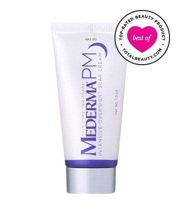 Best Scar Treatment No. 1: Mederma PM Intensive Overnight Scar Cream, $39.99