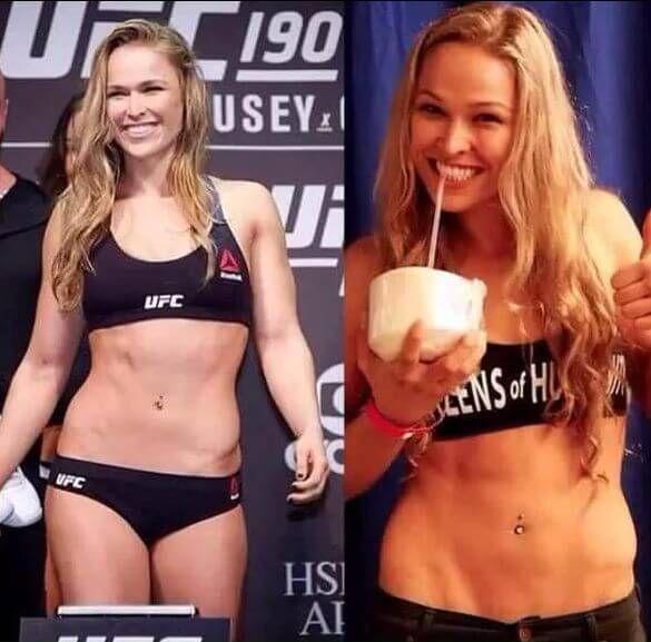 Fotos Sensuais e nú de Ronda Rousey a campeã do UFC