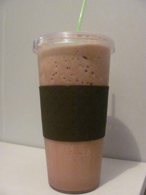 Juice Plus Mocha Frappuccino, www.LlewellynJuicePlus.com