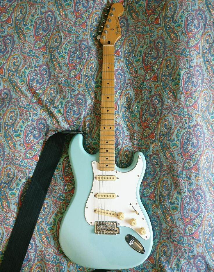 My 1995 Mexican Stratocaster