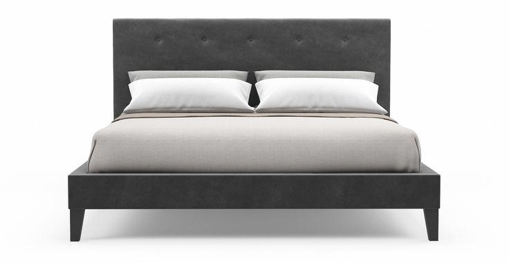 Erin King Size Bed Frame #brosa #brosafurniture #brosaaustralia #redadeal #redeemadeal