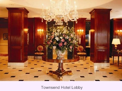 The Townsend Hotel Premier Accommodations Near Detroit Mi