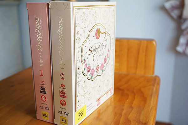 Sailor Moon Crystal Set 1 & 2 (Madman release)