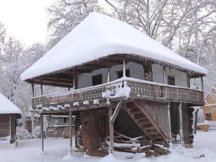 Romania - Bucuresti, Muzeul Satului