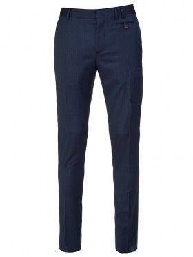 Vivienne Westwood Blue Suit Trousers