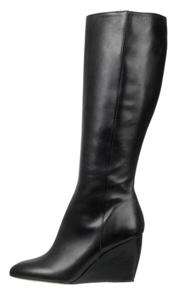 Nicole Farhi leather boot #McArthurGlenStyle