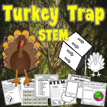 Oh no! The family wants to eat a turkey for Thanksgiving, but they do not have enough money to buy one. This STEM challenge meets several NGSS standards and encourages critical thinking, budgeting, and engineering skills and is a perfect Thanksgiving activity.