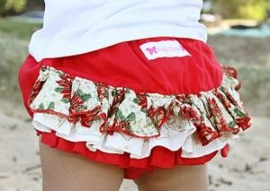 Frilly Tushies | Cotton Nappy Covers