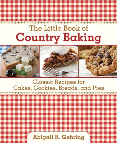 The Little Book of Country Baking: Classic Recipes « LibraryUserGroup.com – The Library of Library User Group