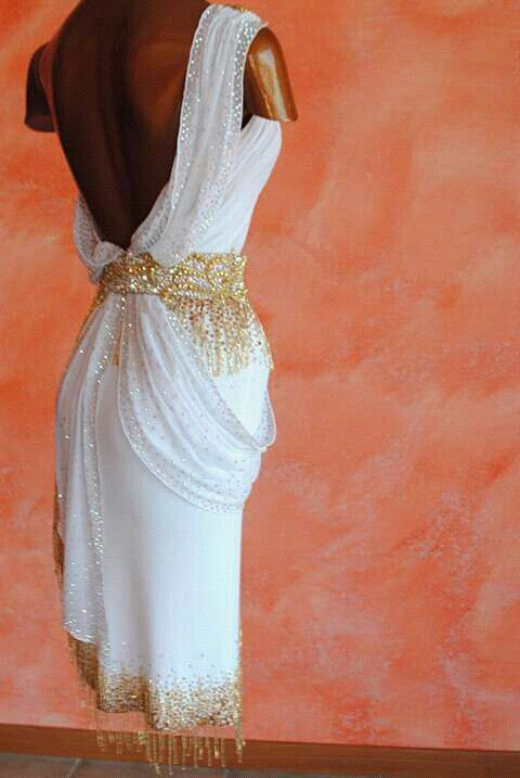 Love white and gold