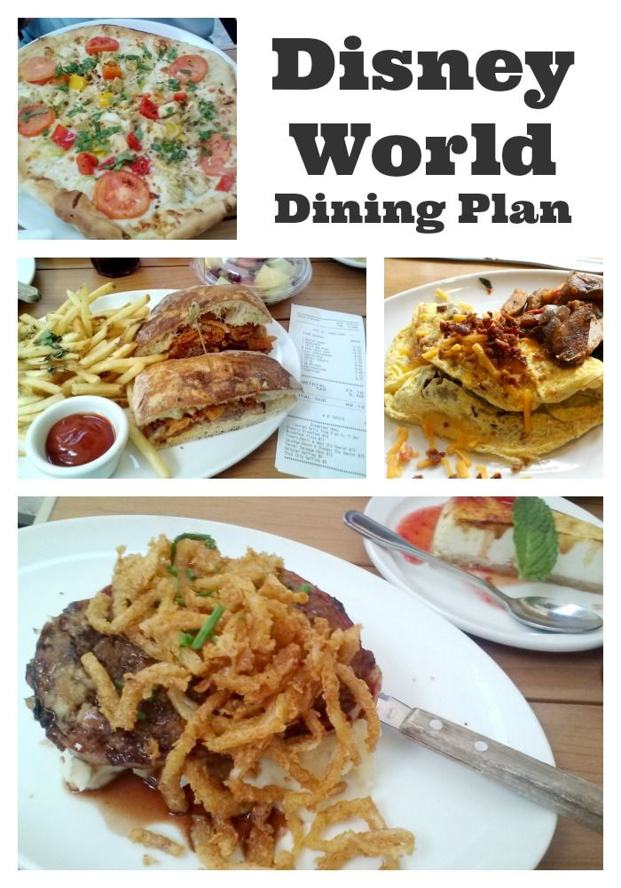 Review of the disney world dining plan for a family by a for Disney dining plan t rex
