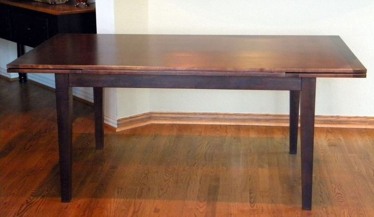 dutch draw leaf table plans woodworking projects plans