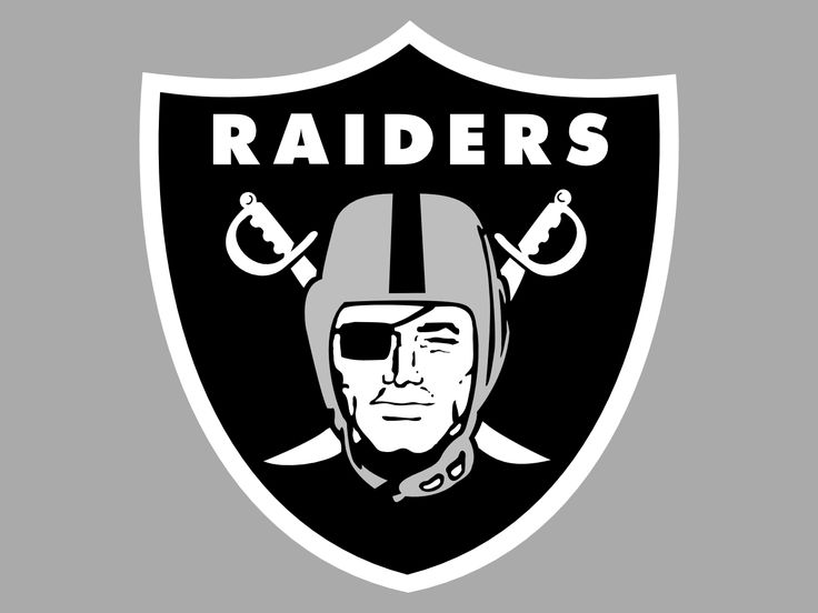 Oakland Raiders Logo http://www.raiders.com/ http://pinterest.com/nfldraftday/