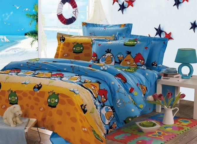 61 Best Angry Birds Bedroom Images On Pinterest