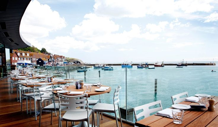 Rocksalt Restaurant in Folkestone, Mark Sargeant's Rocksalt restaurant & bar in Folkestone celebrates the finest local produce & the best the British Isles has to offer