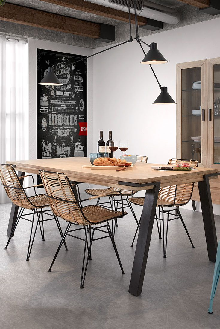 ¿Outdoor #chairs for indoors? Absolutely yes!
