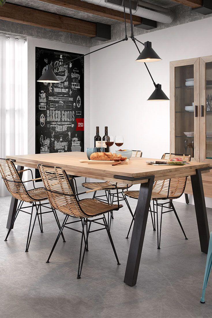 1001 best salle manger dining room images on pinterest dining rooms dining room and. Black Bedroom Furniture Sets. Home Design Ideas