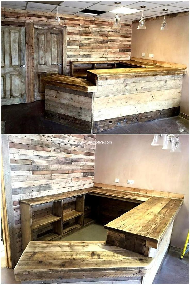 Cheap Achievements With Reclaimed Wooden Pallets