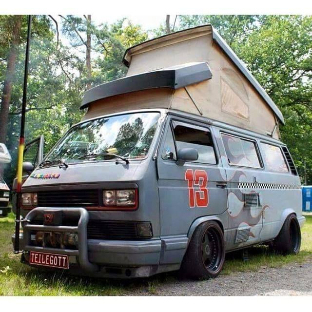 VW T3 Aircooled Westfalia Camper Appreciation