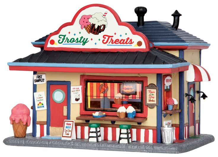 Frosty Treats, Jukebox Junction (#00693)