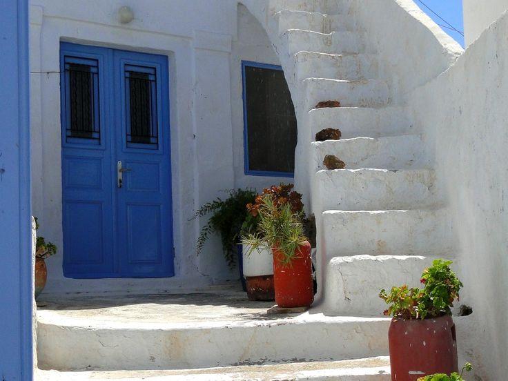 Zdjęcia: Pyrgos, Santorini, Wspomnienie z Santorini., GRECJA