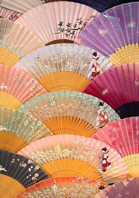 !!! The secrets of happiness !!! ...Japanese Sensu (fan)