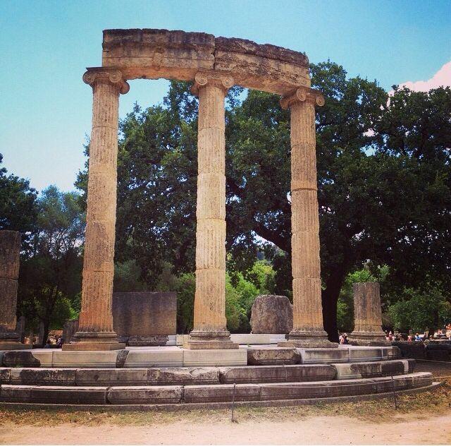 Olympia, Greece #lovehistory #wonderful #Greece #summer #museum