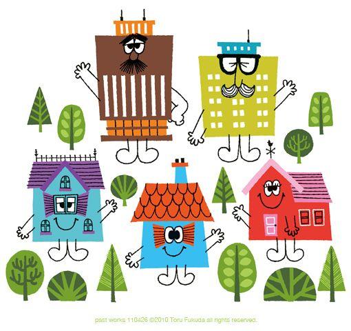 illustrated by Toru Fukuda http://torufukuda.com/post/13912326737
