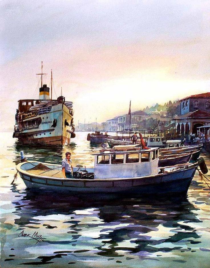 Omer Muz Turkey http://es.pinterest.com/bernaaltundas/istanbul/